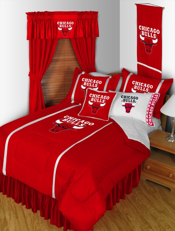 Chicago Bulls Mvp Bedding By Sports Coverage Townhouse