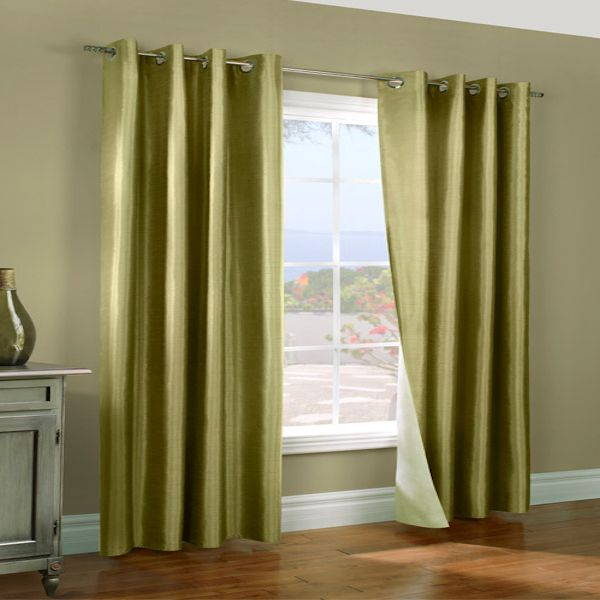 Miller Celadon Green Insulated Thermalogic Faux Silk