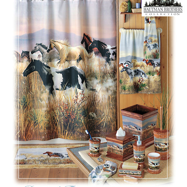horse shower curtains curtains blinds