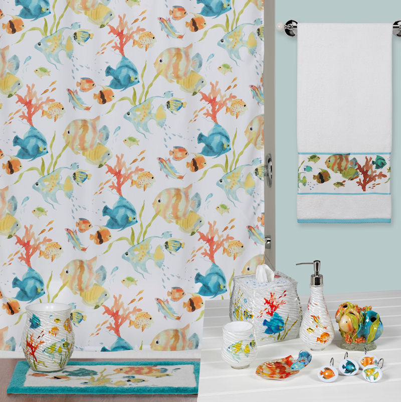 Kids Shower Curtains And Matching Accessories Croscill Shower Curtains and A