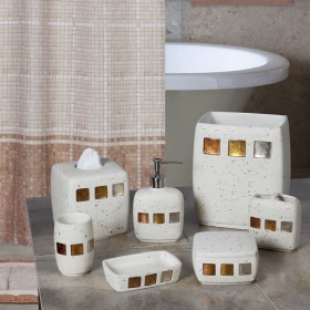 MOSAIC BATHROOM ACCESSORIES Bathroom Design Ideas