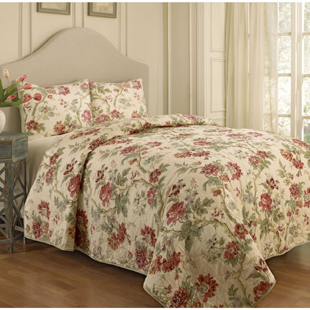 May Medley 3pc Quilt Set By Waverly Townhouse Linens
