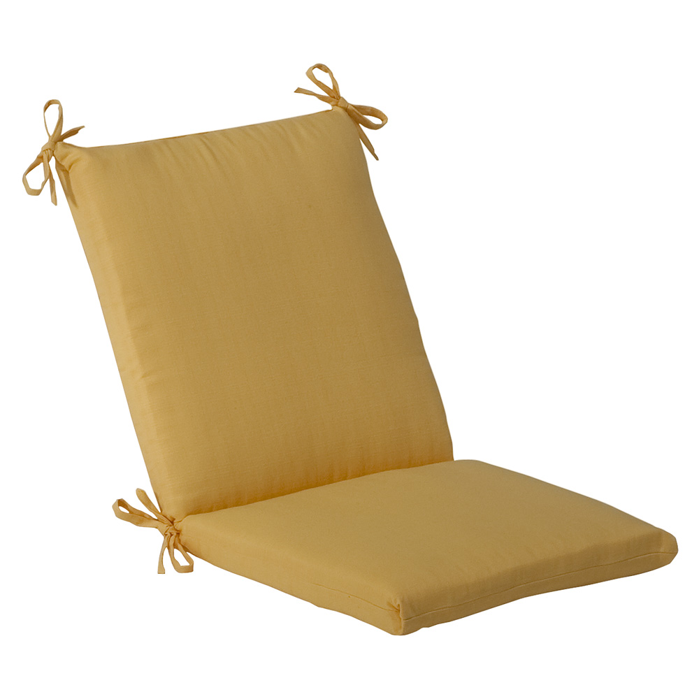 Madison Yellow Solid Outdoor Cushion Collection