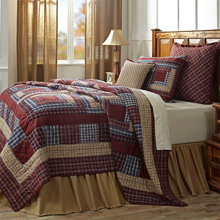 Finley Quilt And Accessories By Vhc Brands Townhouse Linens
