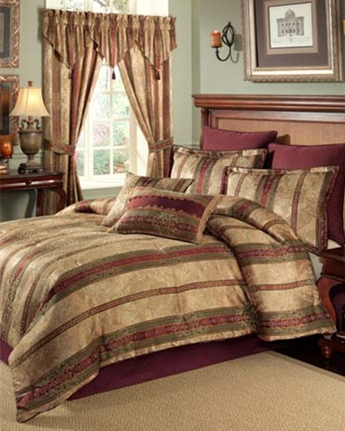 Townhouse Multi Bedding Ensemble By Croscill Townhouse