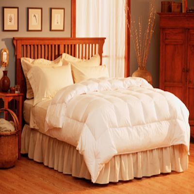 Pacific Coast Light Warmth Down Comforter Townhouse Linens