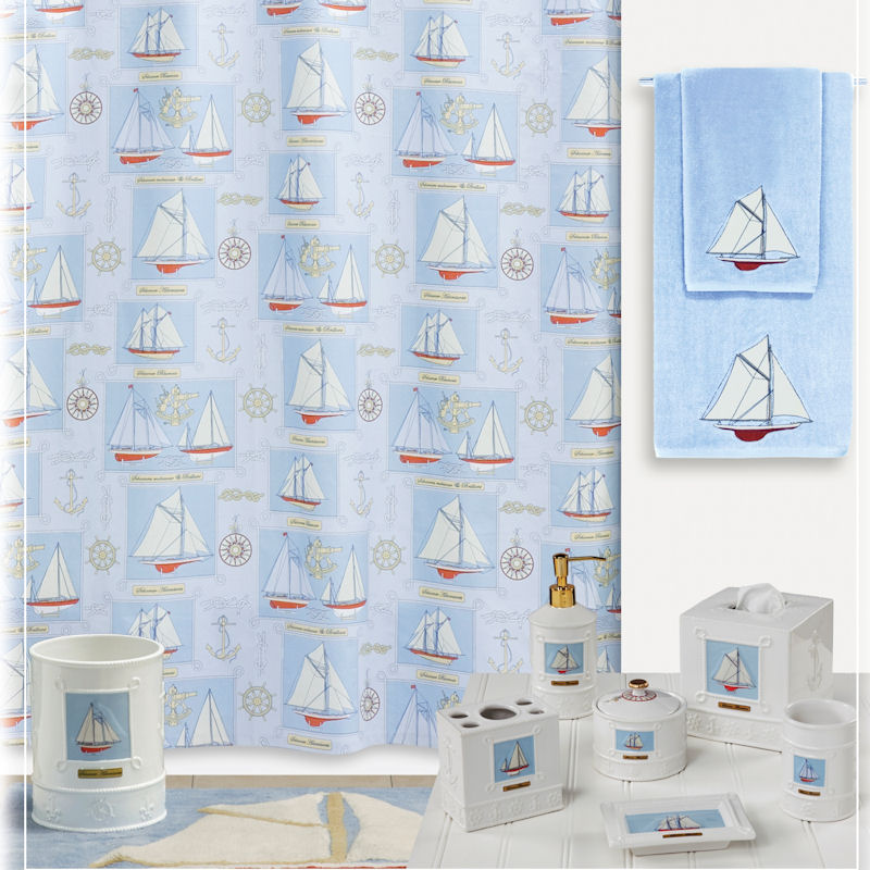 Kids Shower Curtains And Matching Accessories Matching Shower Curtains and B