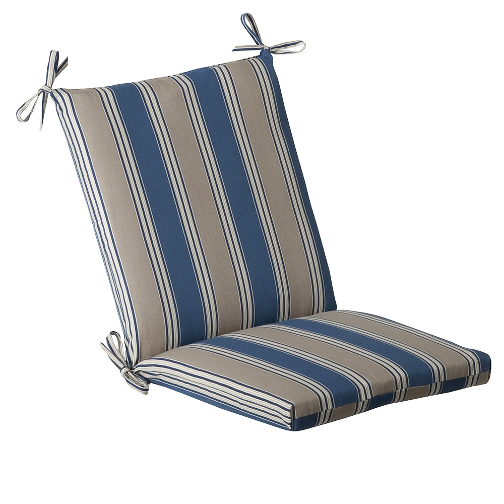 blue striped outdoor cushion collection townhouse linens