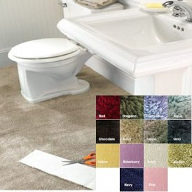 Wall To Wall Bathroom Carpet By Mohawk Mills Carpet Review